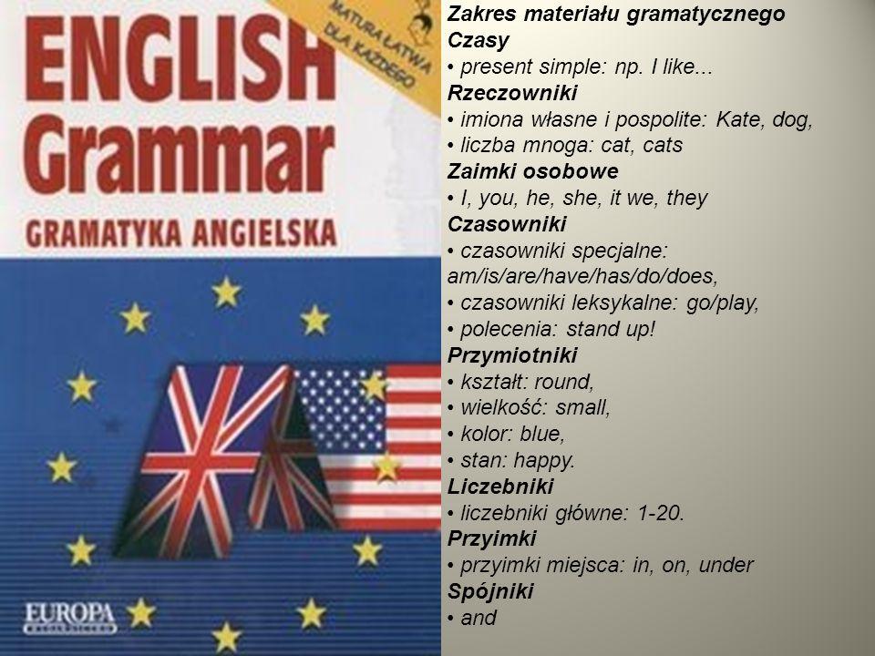 Nasze sukcesy w zakresie nauki języka angielskiego