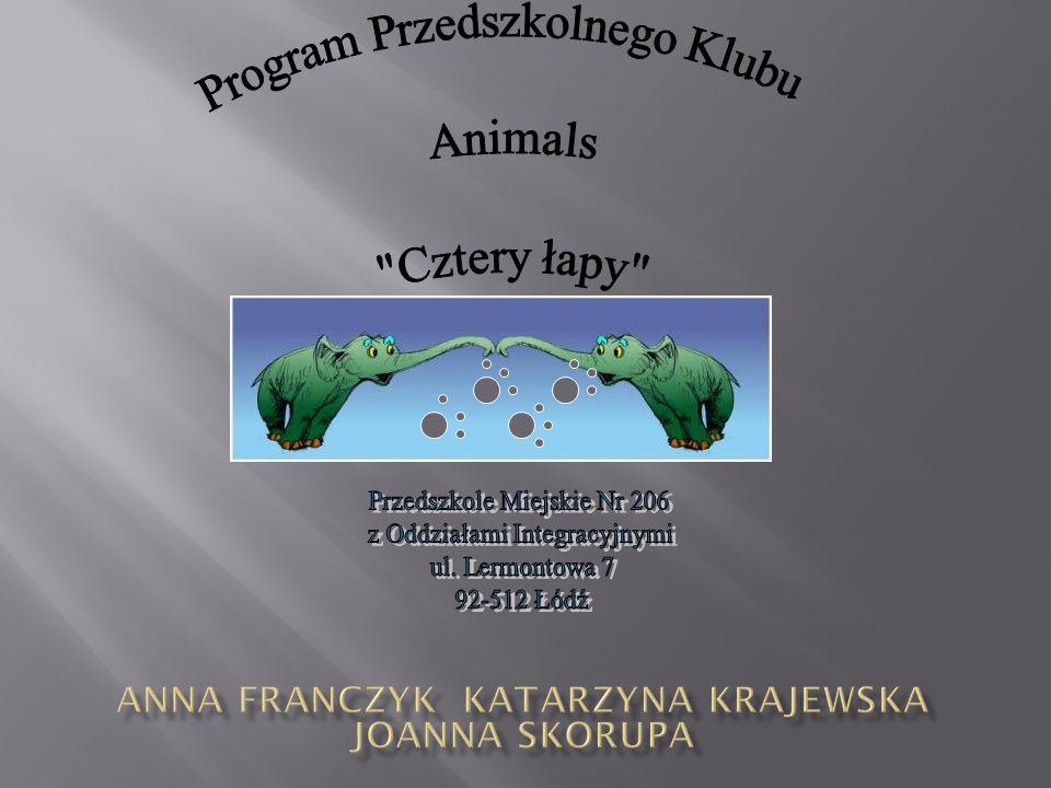 Od 2005 roku systematycznie bierzemy udział w konkursach wiedzy o zwierzętach, quizach, konkursach plastycznych organizowanych przez placówki edukacyjne z całej Polski, Fundacje opiekujące się zwierzętami, organizacje humanitarne, ogrody zoologiczne.