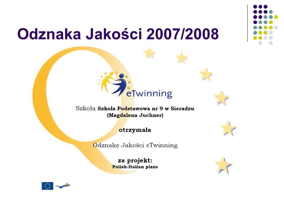 Odznaka Jakości 2007/2008