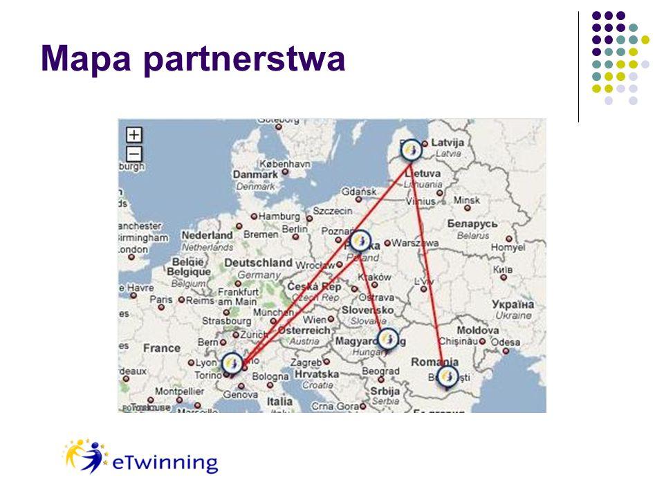 Mapa partnerstwa