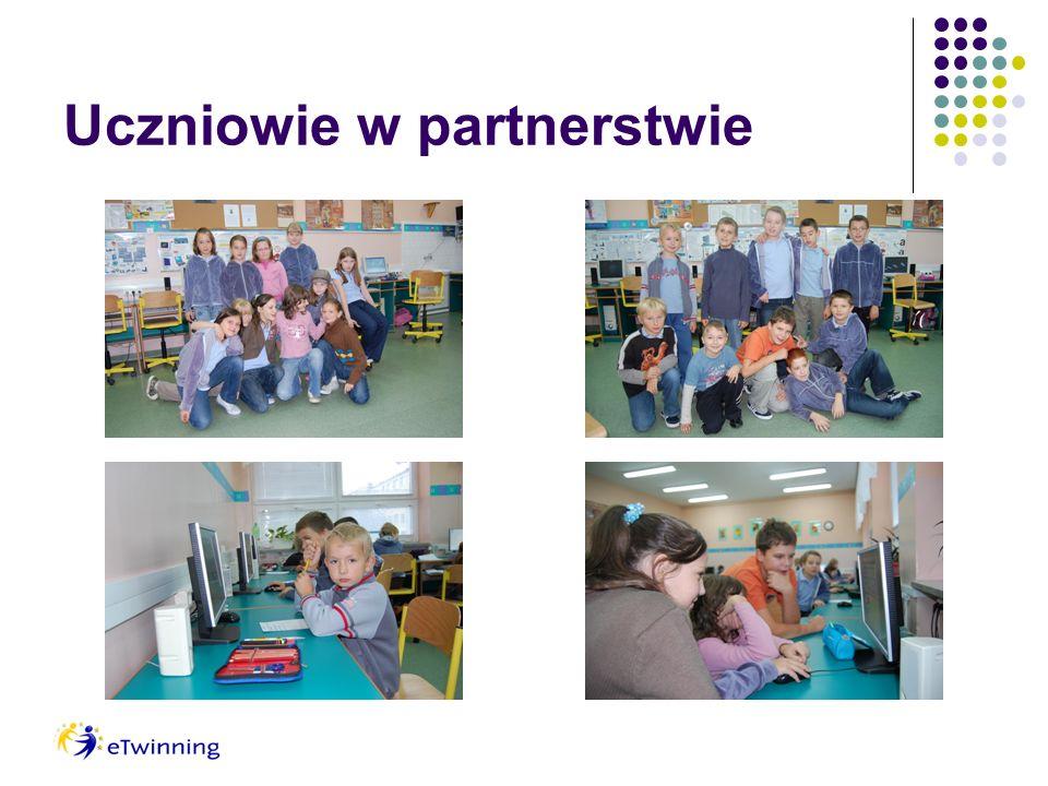 Uczniowie w partnerstwie