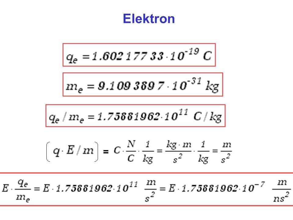 Elektron =