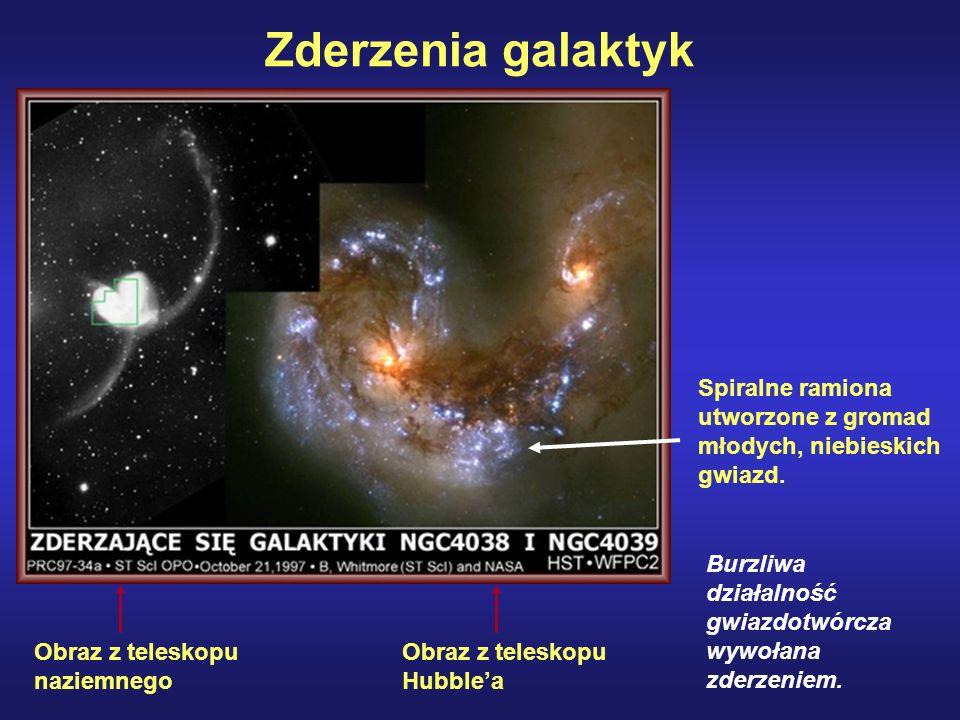 Powstawanie gwiazd Mgławica gazowo - pyłowa (masa od kilkuset tysięcy do miliona mas Słońca) Niestabilność grawitacyjną wywołuje zwykle fala uderzeniowa po wybuchu w pobliżu supernowej.