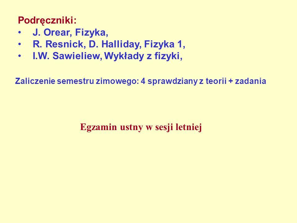 Jednostki W Polsce stosujemy Międzynarodowy Układ Jednostek, SI .