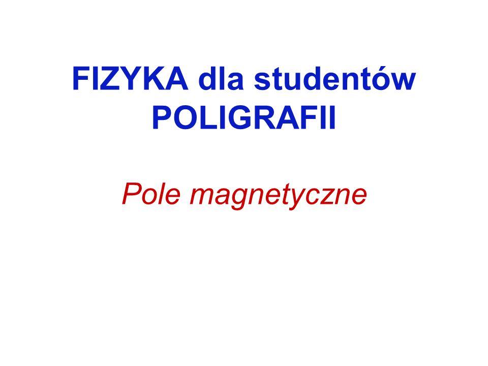 Pole magnetyczne 1.