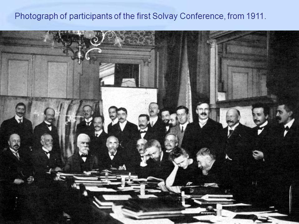 Albert Einstein stał się symbolem - ale oni wszyscy współtworzyli fizykę 20-go wieku