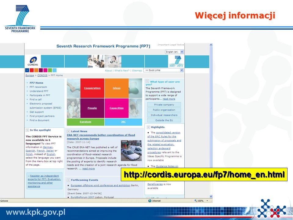 http://cordis.europa.eu/fp7/home_en.html