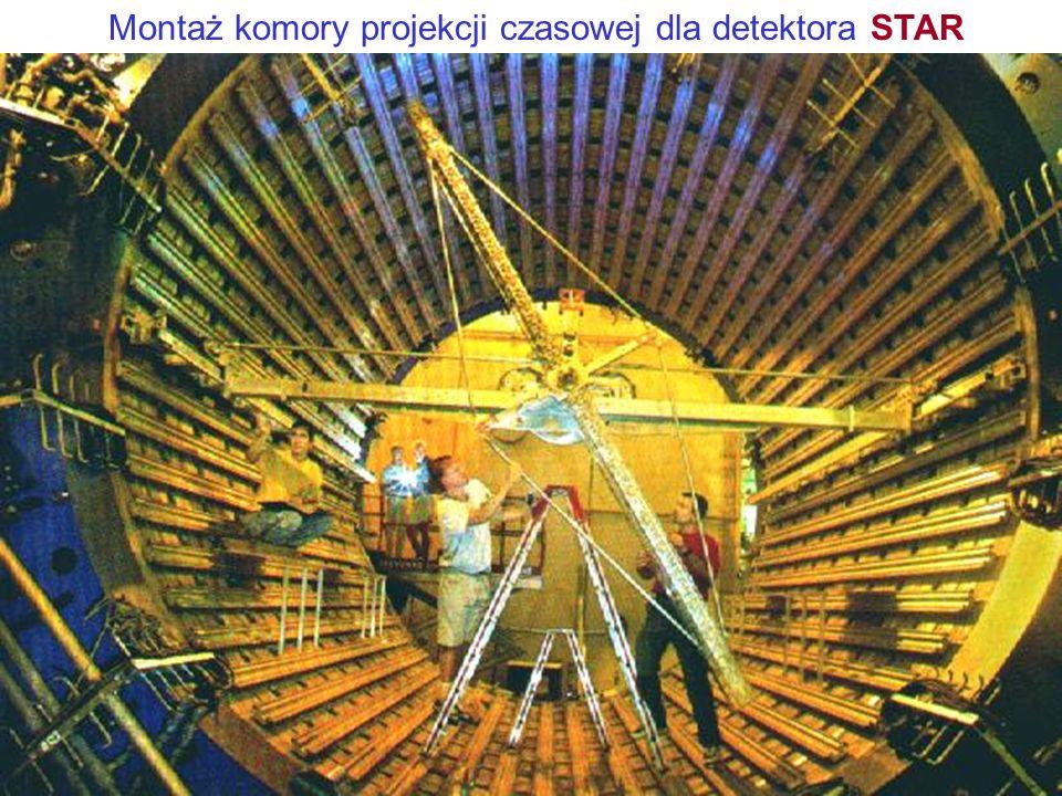 Hala montażowa detektora STAR