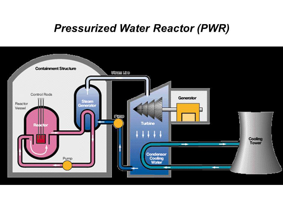 Pressurized Water Reactor (PWR)