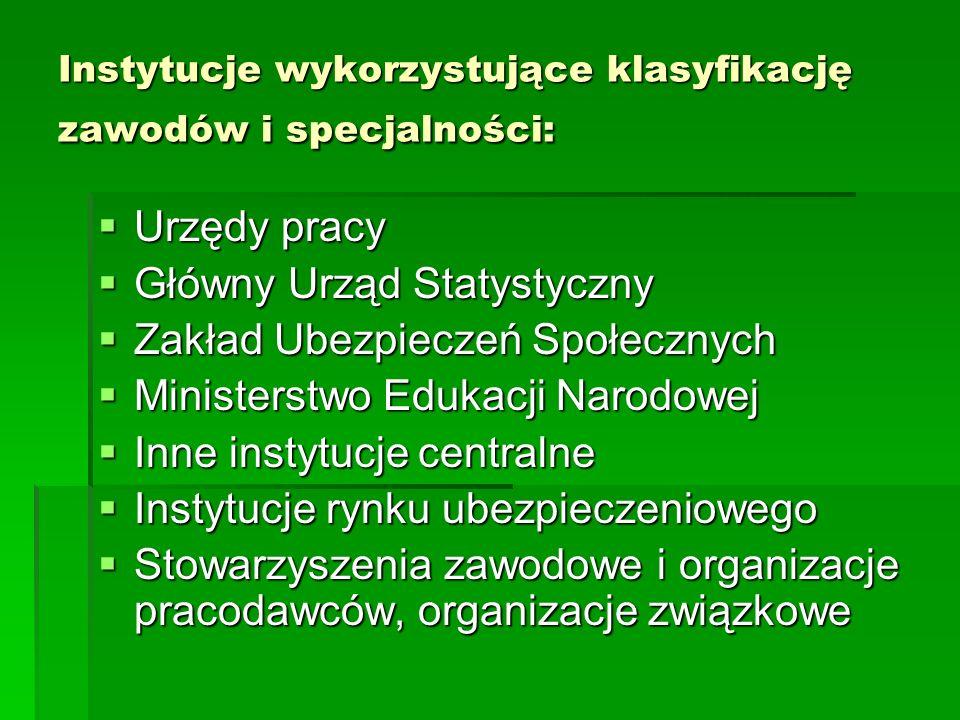 Maciej Gruza Instytut Pracy i Spraw Socjalnych Instytut Pracy i Spraw Socjalnych ul.