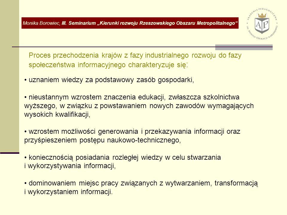 Dominujące kierunki studiów w Polsce to biznes i administracja - 33,2% absolwentów oraz kierunki pedagogiczne – 14,7% i społeczne - 14,5%.