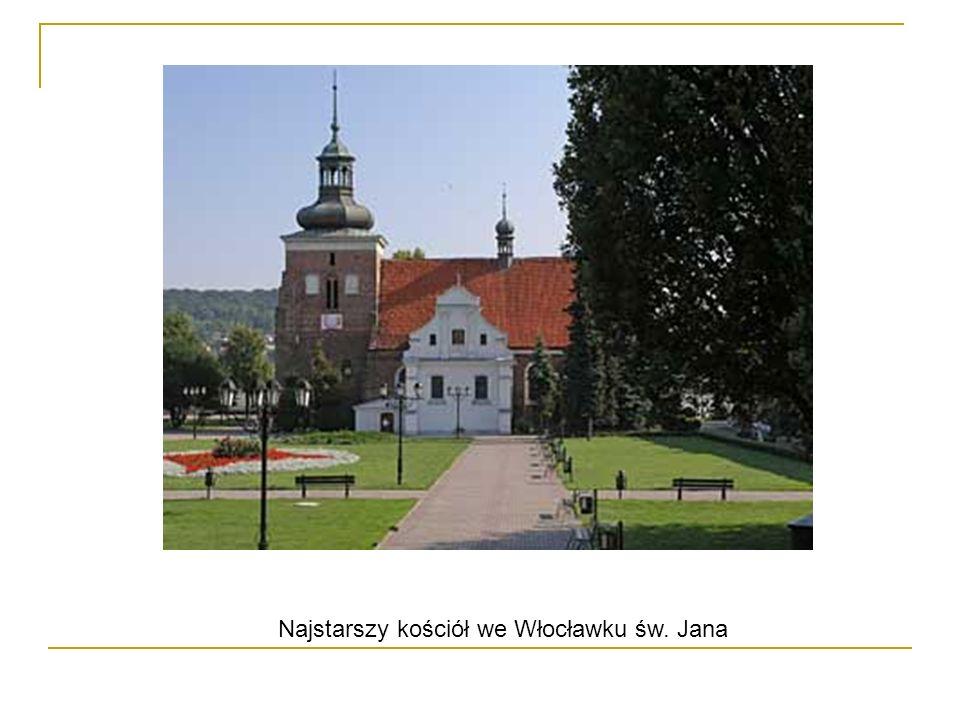Najstarszy kościół we Włocławku św. Jana