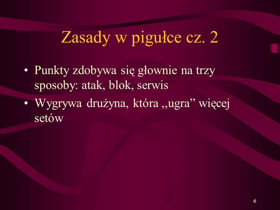 7 Przyczyny popularności cz.