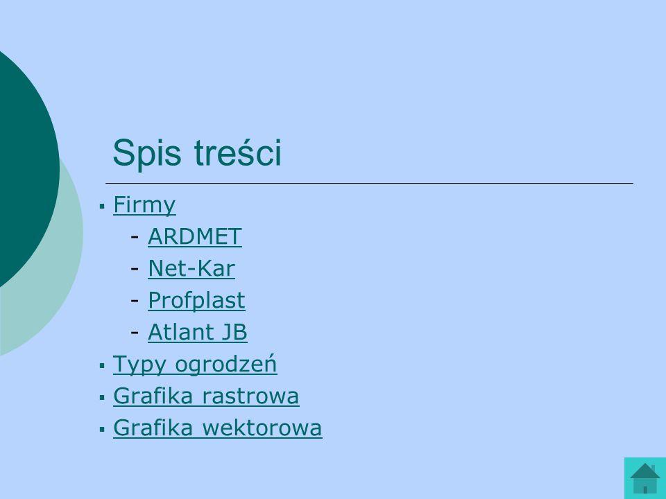 Linki ARDMET Net-Kar Profplast Atlant JB
