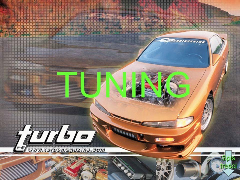 Tuning samochodów został wymyślony w USA.