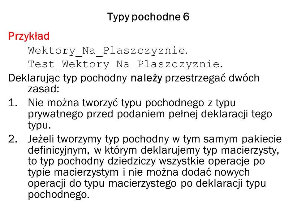 Typy pochodne 6 Przykład Wektory_Na_Plaszczyznie. Test_Wektory_Na_Plaszczyznie.
