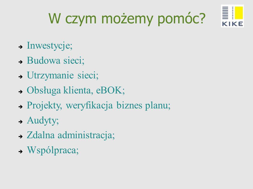 Pytania Kontakt: kamil.kurek@kike.plkamil.kurek@kike.pl Dziękuję za uwagę