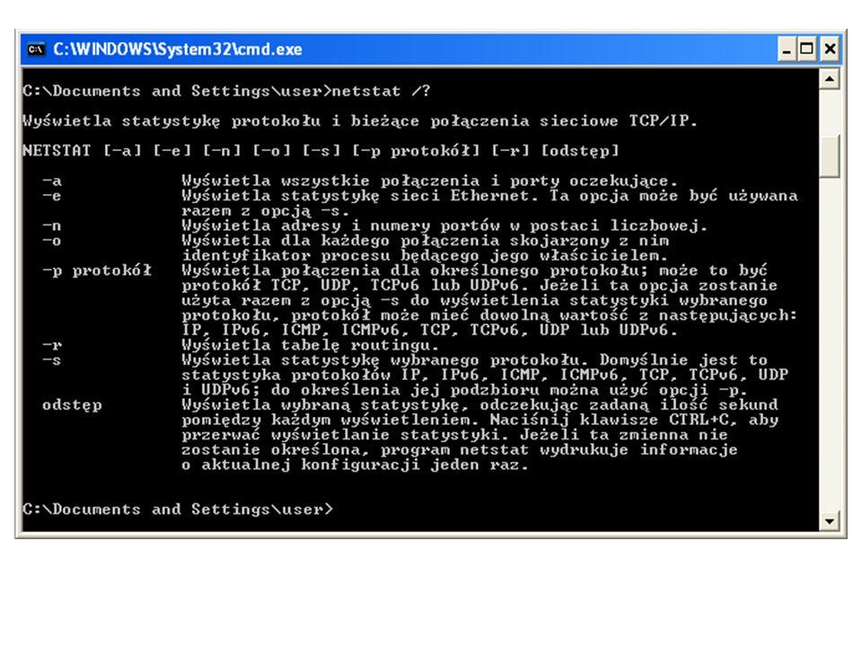 NBTscan: do skanowania sieci IP w celu uzyskania informacji o nazwach NetBIOS Lookup: do automatycznego połączenie z bazą danych Whois celem ustalenia danych posiadacza wybranego adresu IP NTPdate: do synchronizowania i ustawiania daty oraz czasu systemowego poprzez protokół NTP (Network Time Protocol)