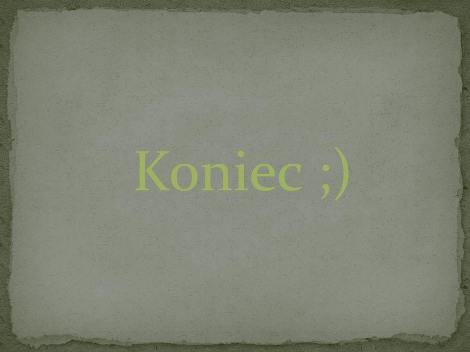 Koniec ;)