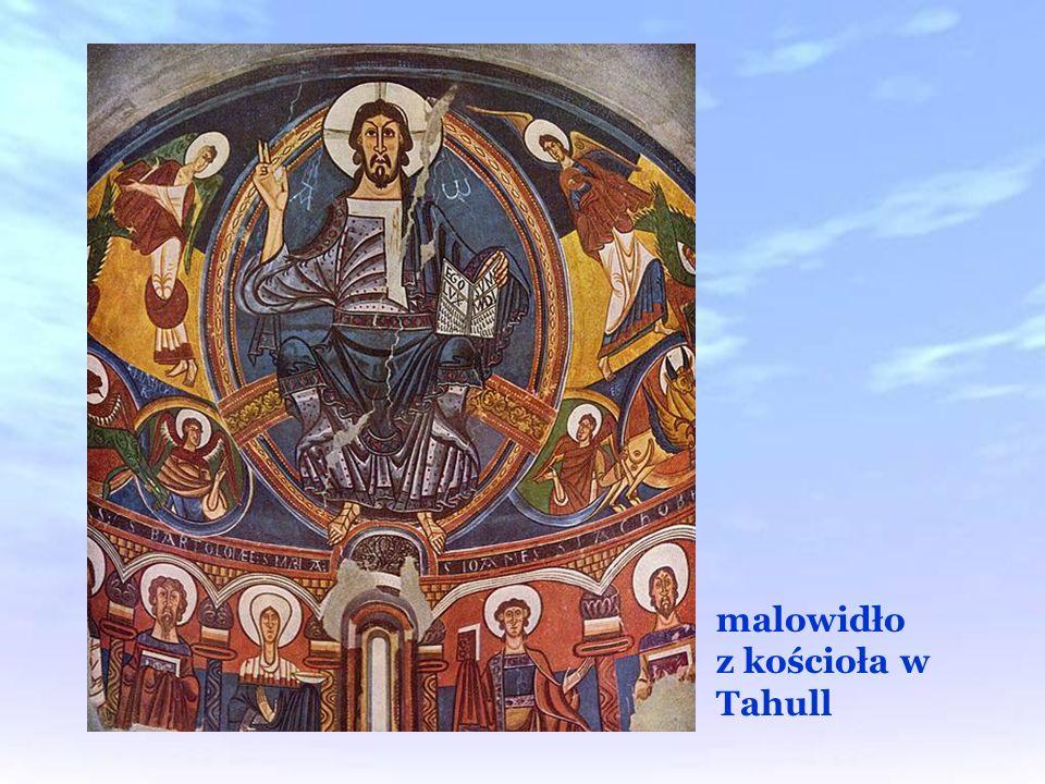 malowidła w kaplicy Trójcy Świętej w Lublinie