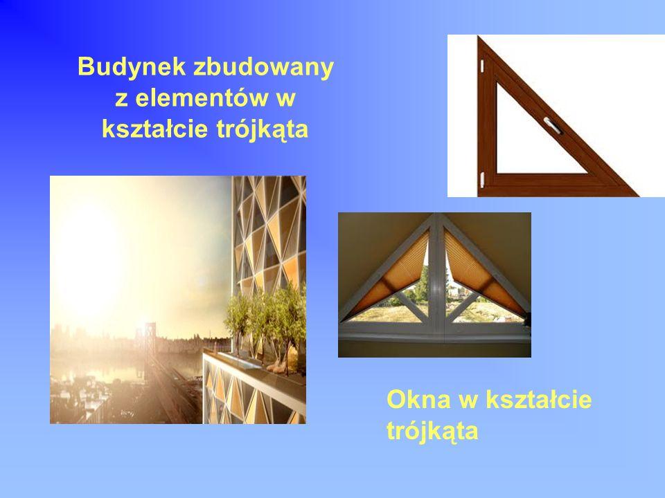 Domy z lodu Zastosowanie równoległoboku w architekturze