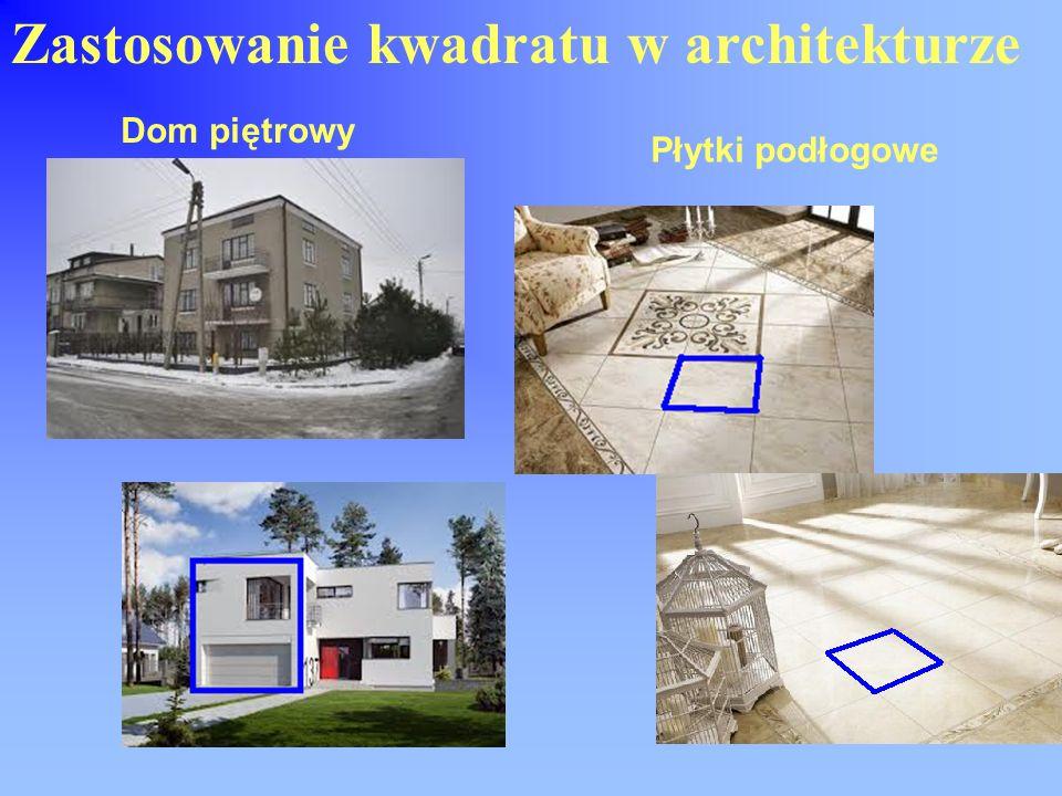 Kominy Budowle w kształcie trapezu Zastosowanie trapezu w architekturze