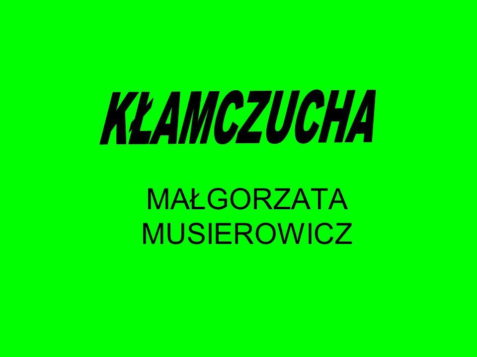 Małgorzata Musierowicz - ur.6 października 1945 w Poznaniu.