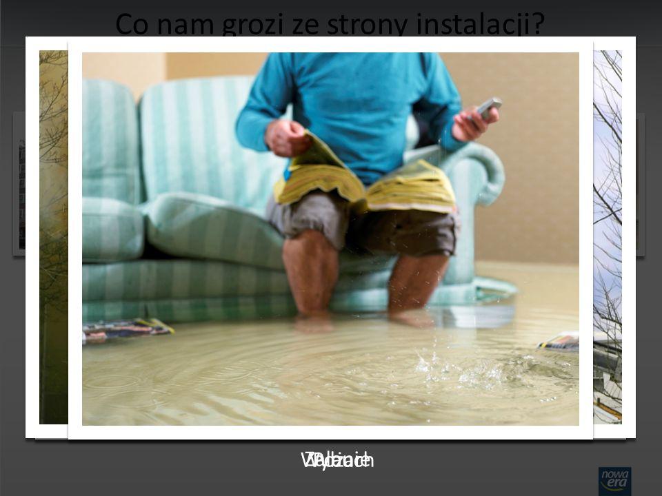 Jak się zachować, gdy pękły rury i zalało mieszkanie.