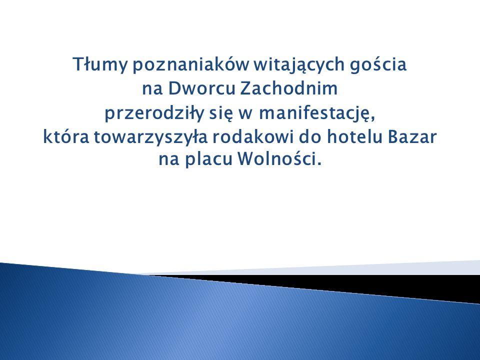 Pierwszy dowódca powstania major Stanisław Taczak.