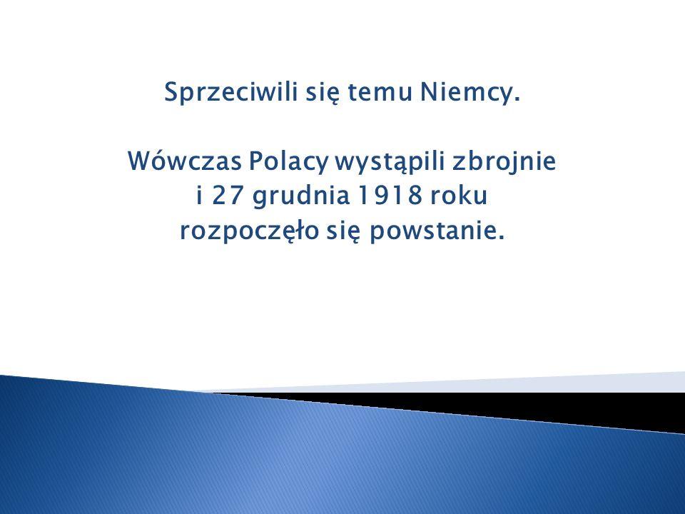 Malarz i rysownik, powstaniec wielkopolski, który upamiętnił tamte wydarzenia to Leon Prauziński.