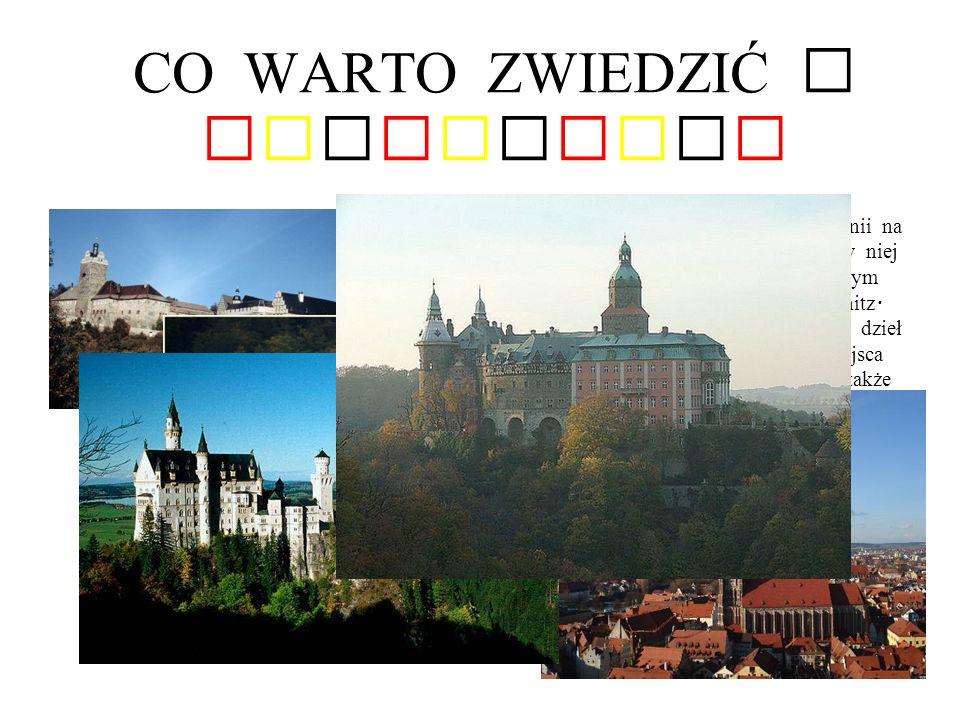 CO WARTO ZWIEDZIĆ W NIEMCZECH? Będąc w Niemczech koniecznie trzeba odwiedzić Zamek Scharfenstein leżący w Saksonii na wysokości 390 m n. p. m. Twierdz