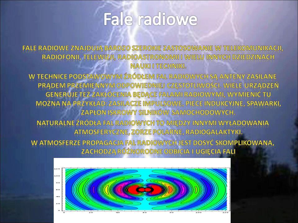 Podstawowe zastosowania mikrofal to łączność (na przykład telefonia komórkowa, radiolinie, bezprzewodowe sieci komputerowe) oraz technika radarowa.