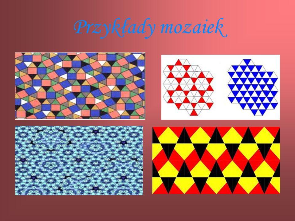 Przykłady mozaiek