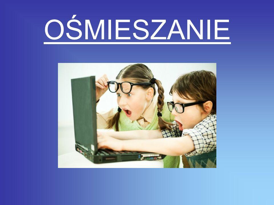 CYBERPRZEMOC A PRAWO Czy cyberprzemoc stanowi przestępstwo.