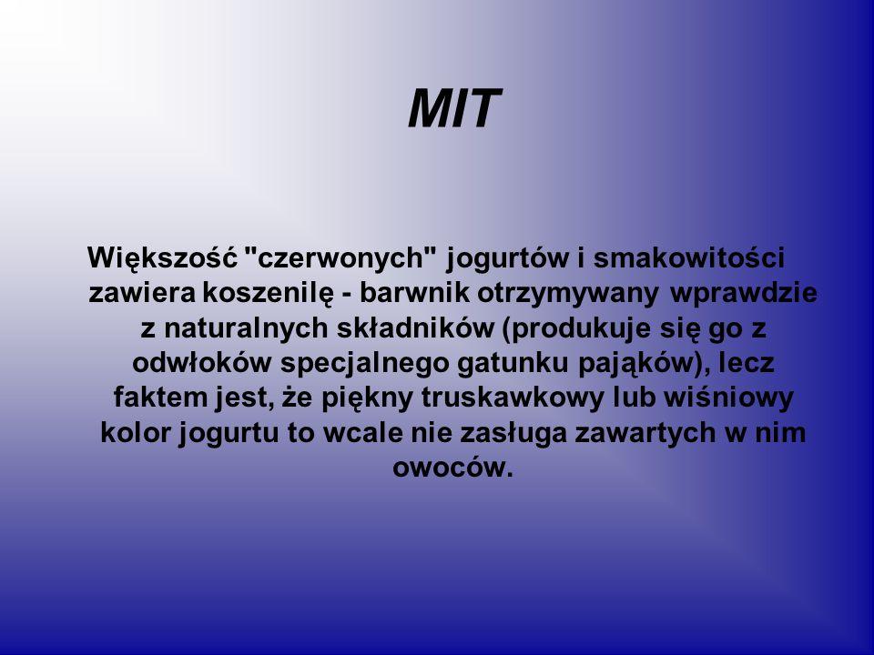 MIT Większość