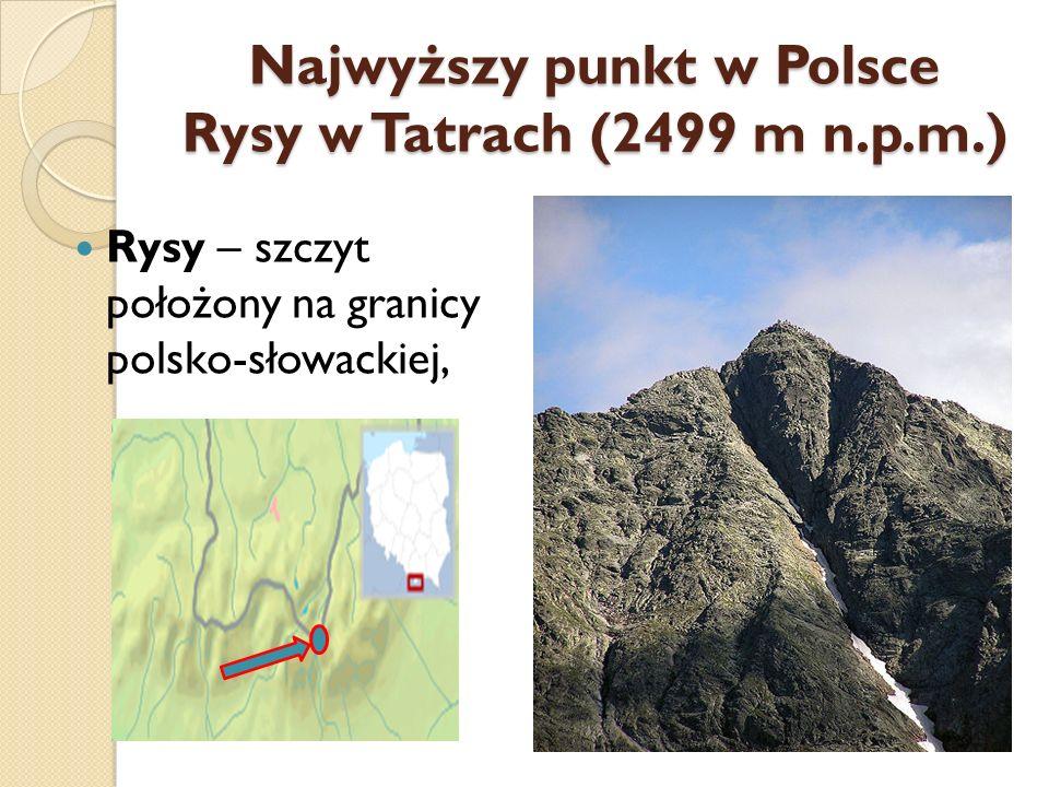 Najdłuższa i najgłębsza jaskinia w Polsce Wielka Śnieżna Jaskinia Wielka Śnieżna – najgłębsza i najdłuższa jaskinia Polski oraz najgłębsza jaskinia Tatr – 23 723 m długości i 824 m.
