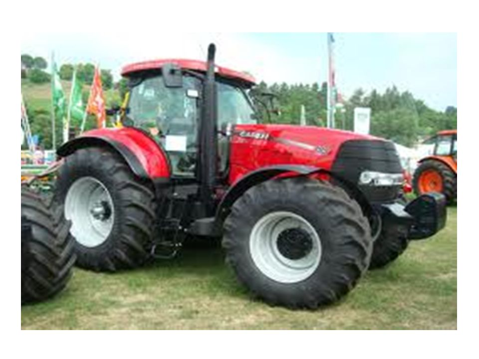 Rozsiewacz nawozów Kolejna maszyna rolnicza służąca do równomiernego rozsiewania nawozów sztucznych.
