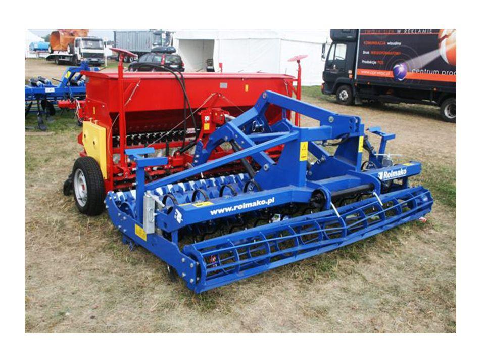 Kombajn rolniczy Maszyna rolnicza służąca do zbioru zbóż i roślin okopowych, wykonująca jednocześnie pracę kilku wcześniej używanych maszyn lub maszyny i brygady roboczej.