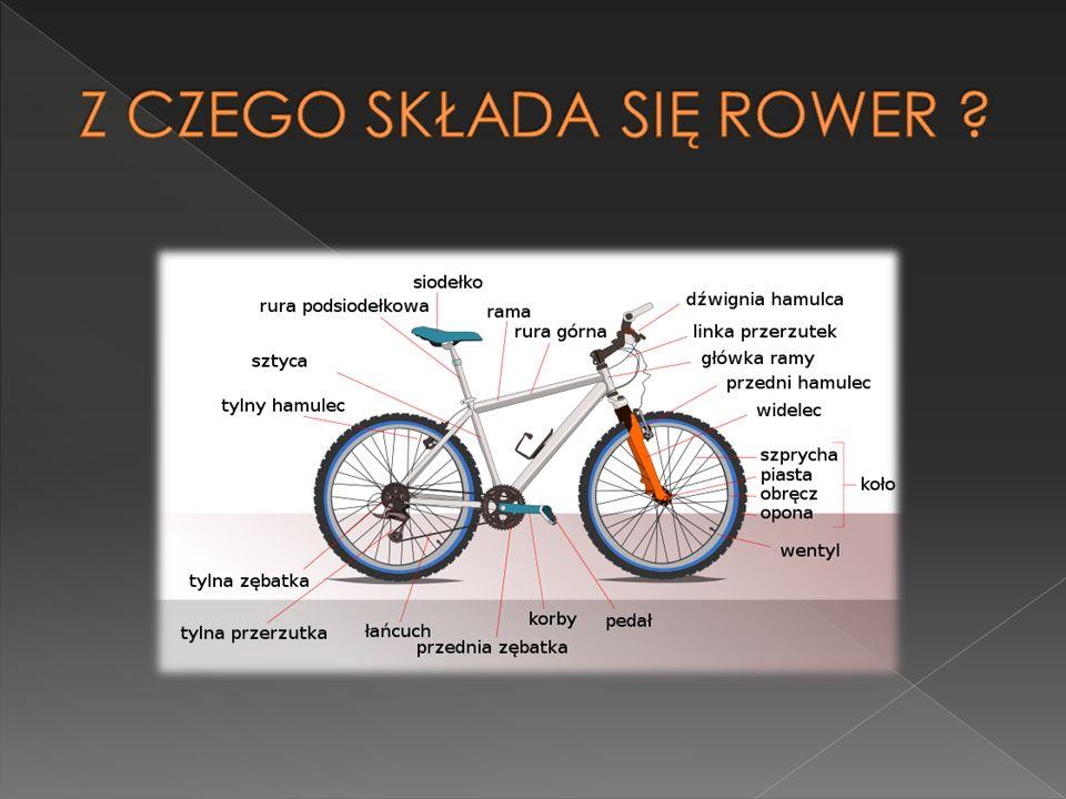 Układ napędowy roweru to zespół elementów roweru przekształcający pracę mięśni rowerzysty w ruch roweru.