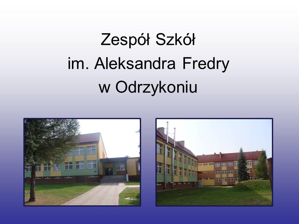 Zespół Szkół im. Aleksandra Fredry w Odrzykoniu