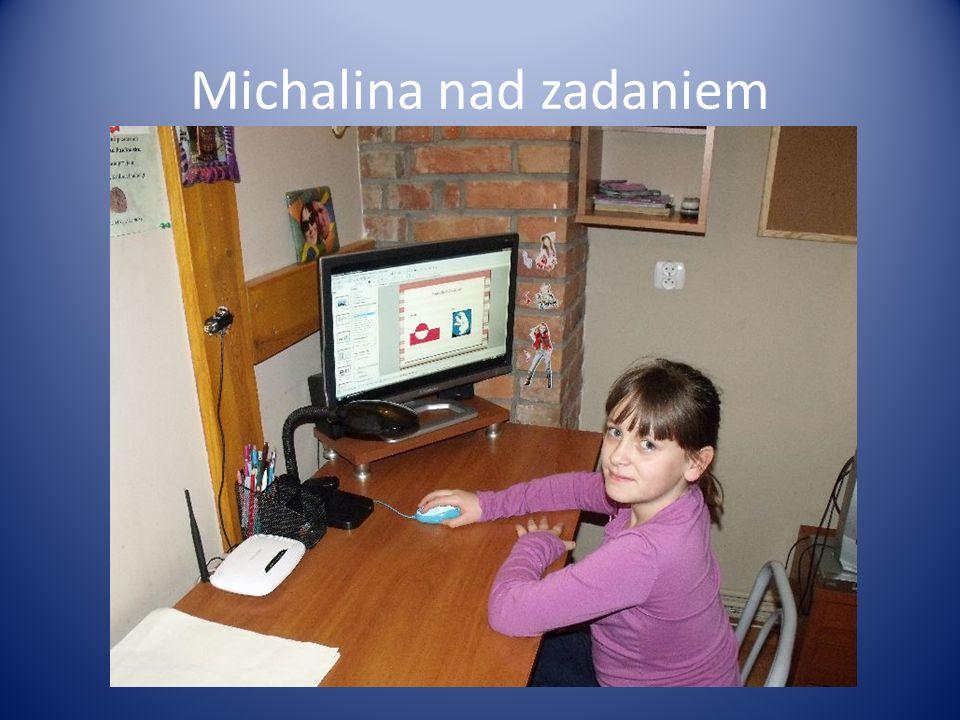 Prezentacja Michaliny