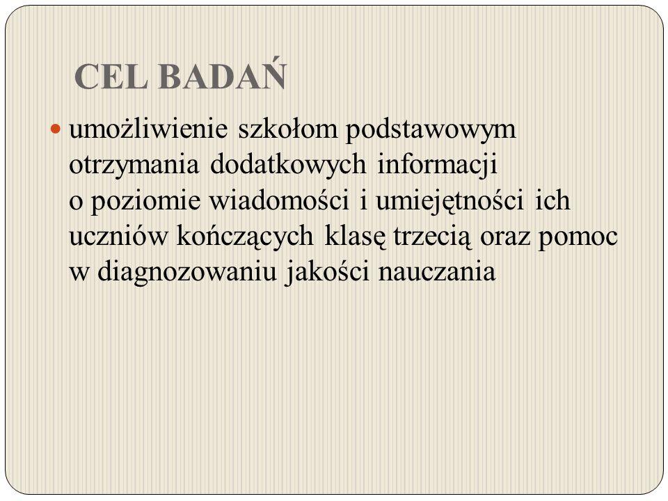 źródła: Strona internetowa: http://trzecioklasista.cke-efs.pl/ http://trzecioklasista.cke-efs.pl/