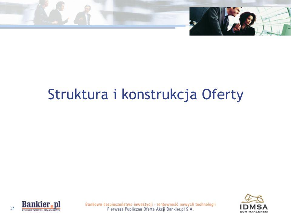 34 Struktura i konstrukcja Oferty