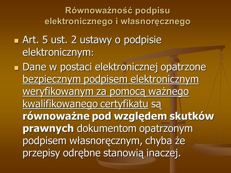 Elektroniczna skrzynka podawcza Podmiot publiczny przyjmuje e-dokumenty za pośrednictwem elektronicznej skrzynki podawczej: Podmiot publiczny przyjmuje e-dokumenty za pośrednictwem elektronicznej skrzynki podawczej: - dostępny powszechnie środek komunikacji elektronicznej służący do przekazywania informacji w formie elektronicznej do podmiotu publicznego przy wykorzystaniu powszechnie dostępnej sieci teleinformatycznej (§ 2 pkt 1 rozporządzenie w sprawie doręczania dokumentów elektronicznych podmiotom publicznym) - jej adres musi zostać podany (również) w Biuletynie Informacji Publicznej sądu