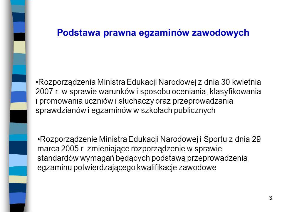 3 Rozporządzenia Ministra Edukacji Narodowej z dnia 30 kwietnia 2007 r.