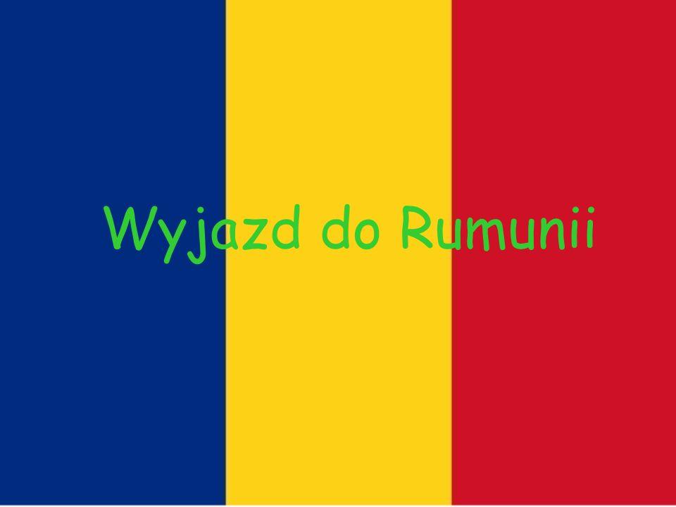 Wyjazd do Rumunii