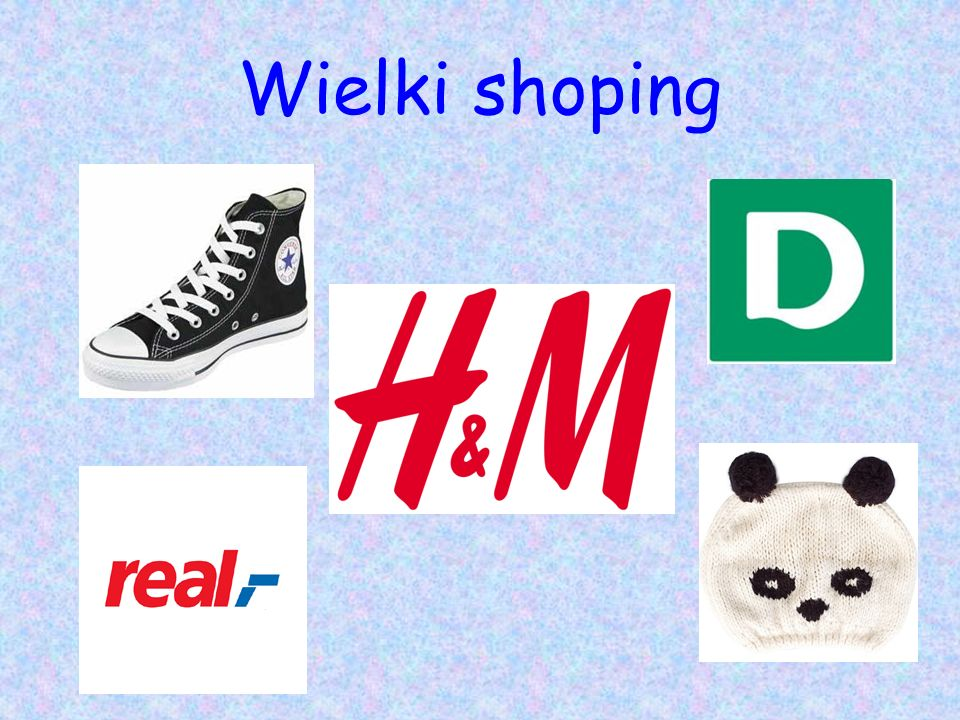 Wielki shoping