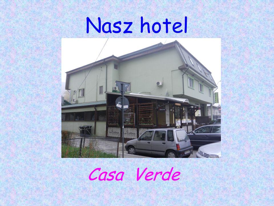 Nasz hotel Casa Verde