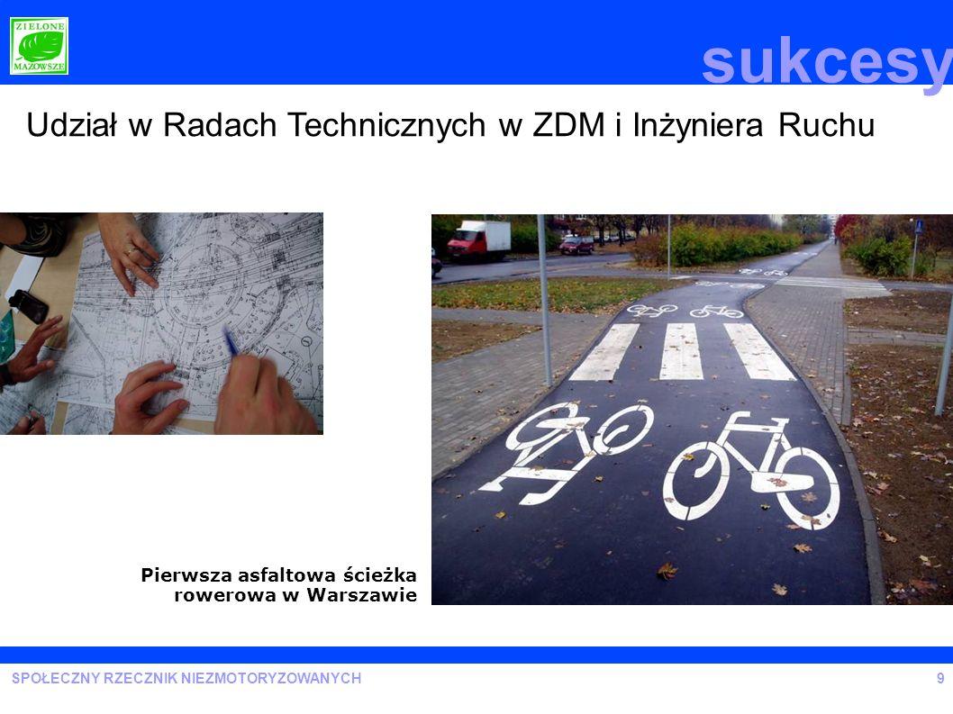 SPOŁECZNY RZECZNIK NIEZMOTORYZOWANYCH10 Nowe linie autobusowe, nowe przystanki, zmiany rozkładów...