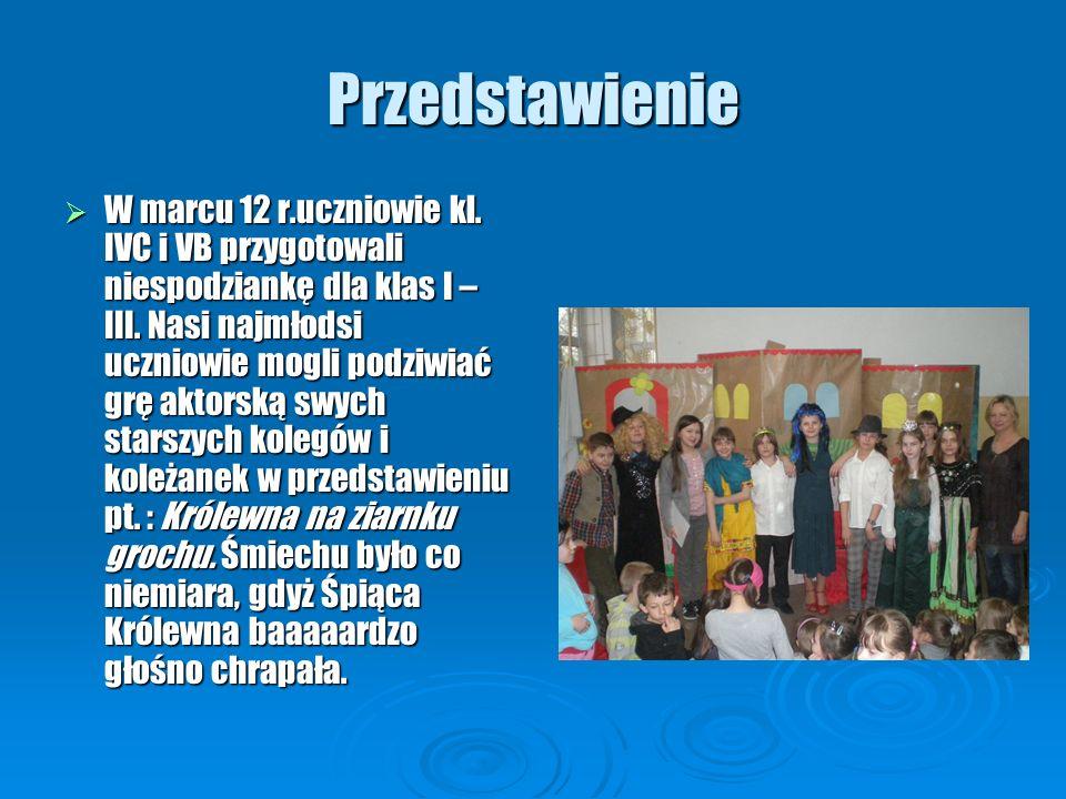 Święto Patrona 12 marca 2012 roku odbyło się Święto Patrona Szkoły.